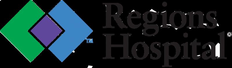 Regions hospital logo