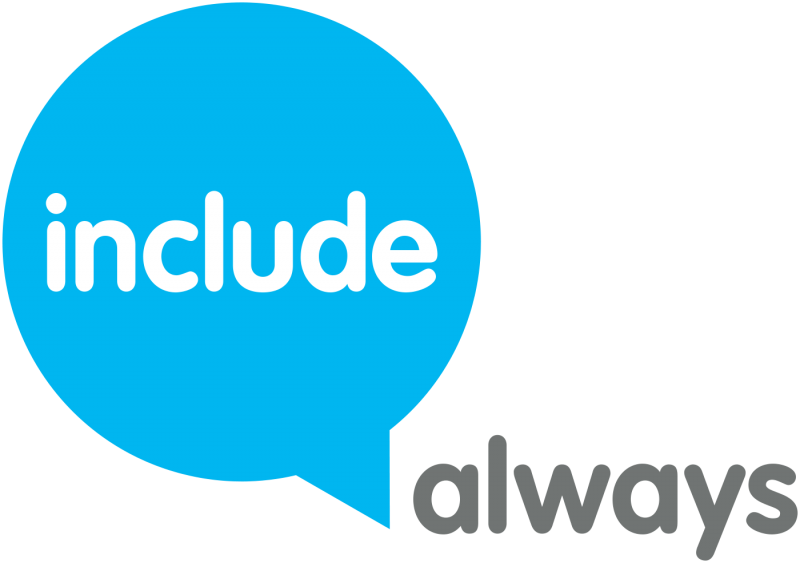 Include Always Logo